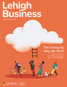 Lehigh Business 2018 cover
