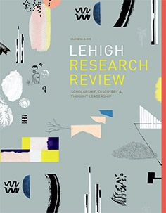 Lehigh Research Review 2018 cover