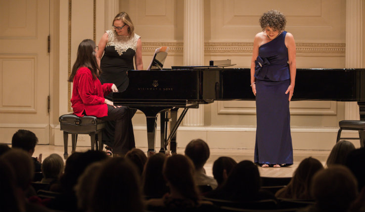 Beachy Head performance at Carnegie Hall