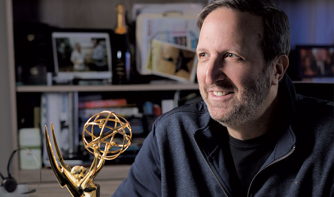 Ricky Kirshner has won 10 Emmys for his productions