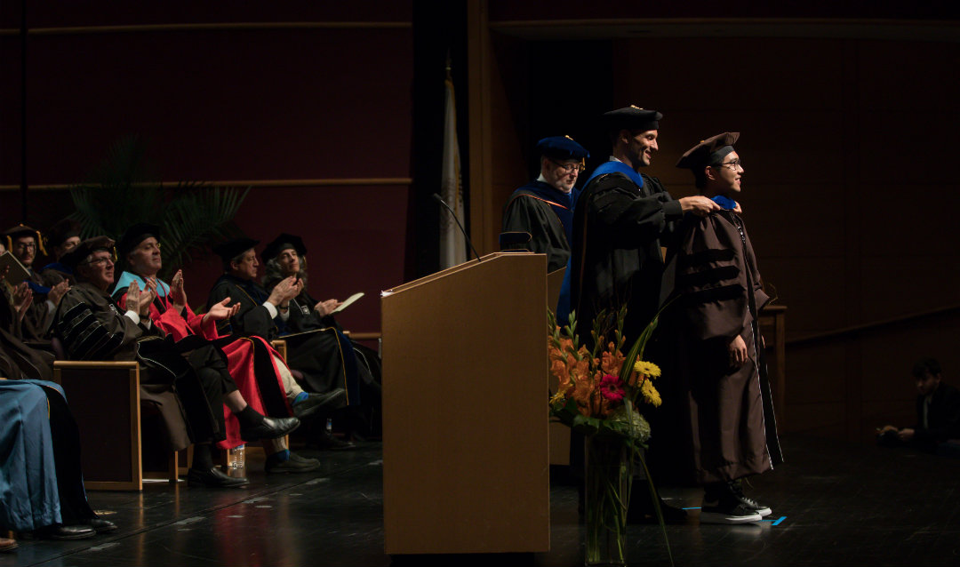 Lehigh Holds Doctoral Hooding Ceremony on May 19 2019