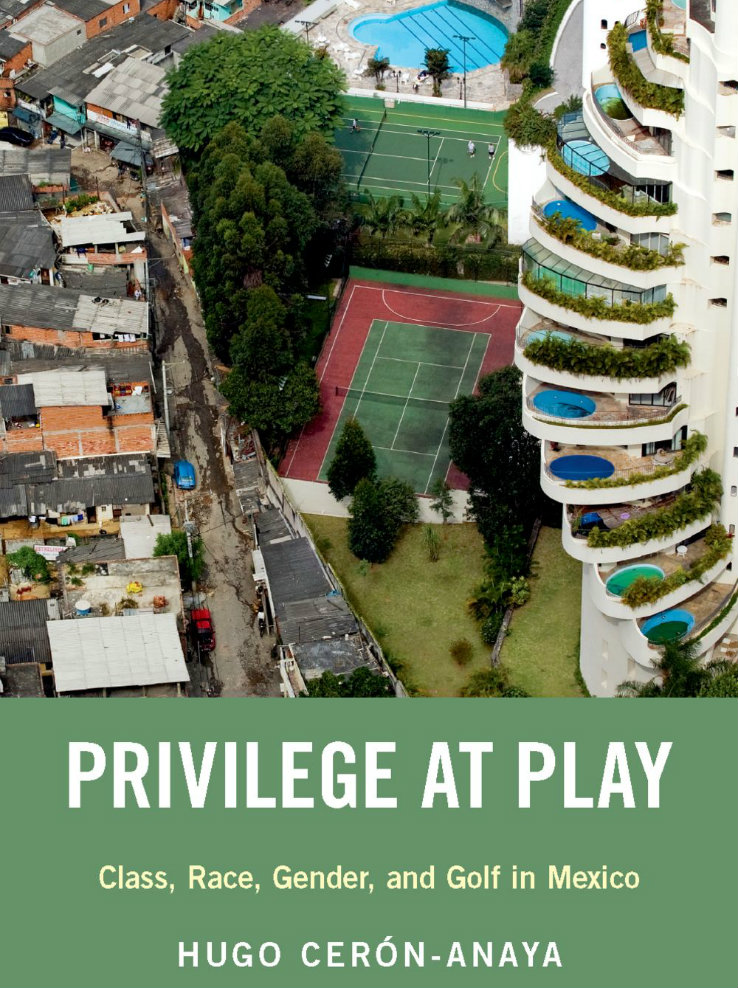 Privilege at Play Book Cover