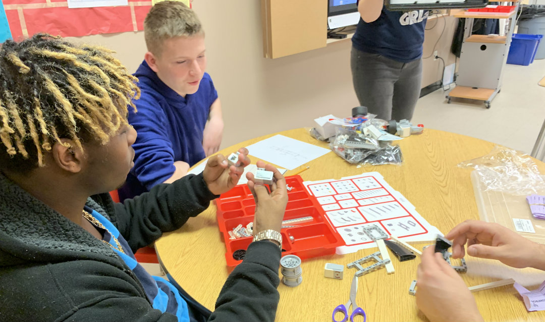 Centennial School Receives STEM Grant to Help Prepare