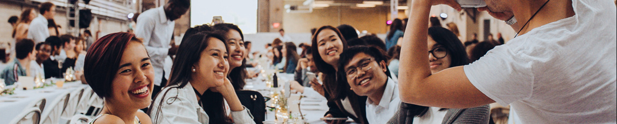 Lehigh Student Senate hosted their first annual Dîner en Blanc