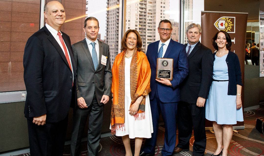 The 2019 Lehigh Wall Street Council Spring Reception