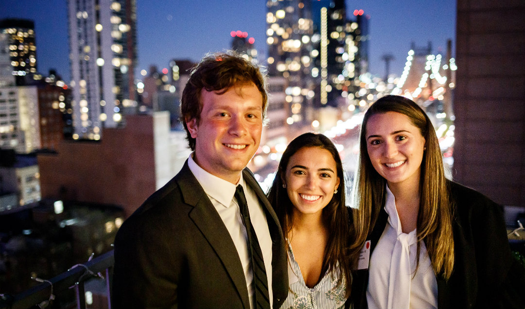 Students attend Lehigh Wall Street Council events