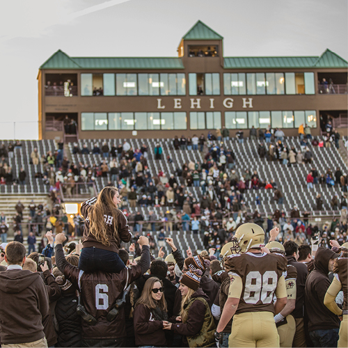 Lehigh football game