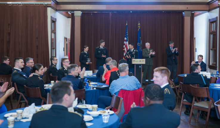 2019 Veterans Day luncheon