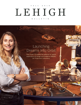 Lehigh Bulletin Cover Summer 2019