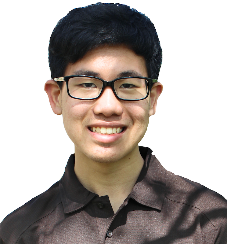 Mathematics major Petch Chueluecha '21