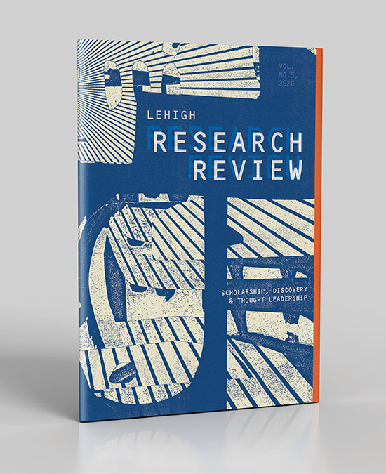 Lehigh Research Review 2020 cover