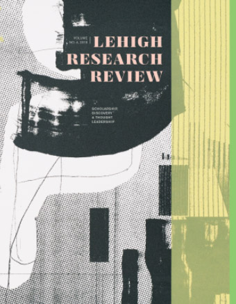 Research Review Volume 4 cover