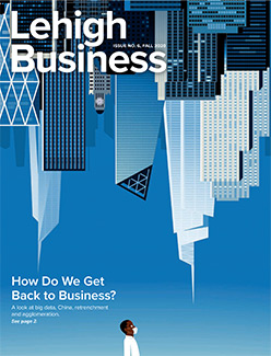 Lehigh Business 2019 cover