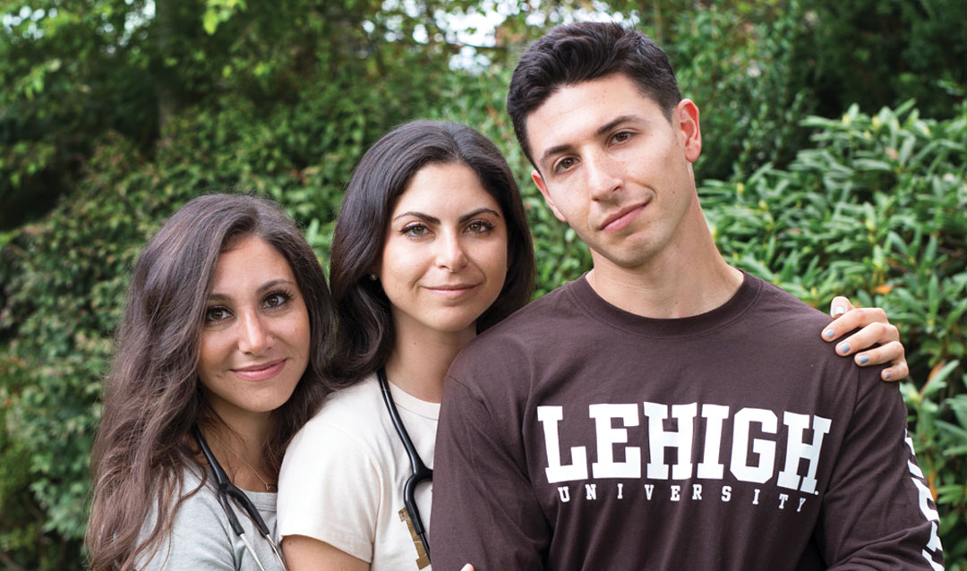 The Fayans Siblings