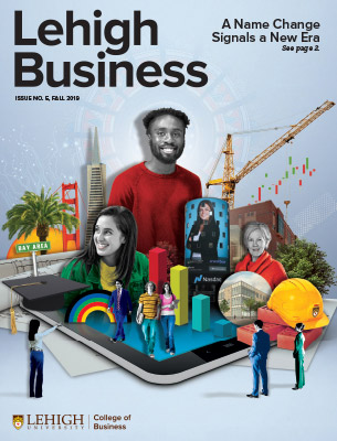 Lehigh Business 2019 cover